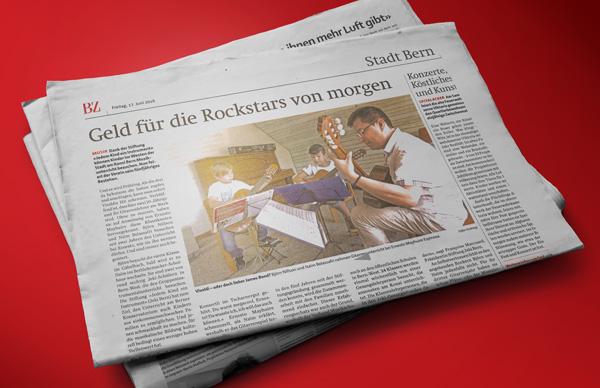 Teaser Bild von Berner Zeitung, 17. Juni 2016