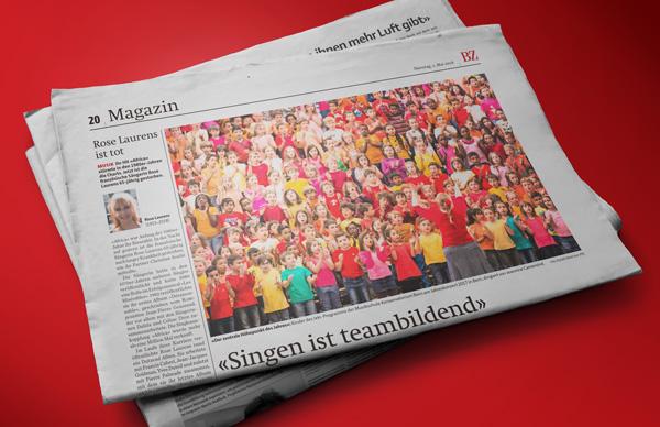 Teaser Bild von Berner Zeitung, 01. Mai 2018