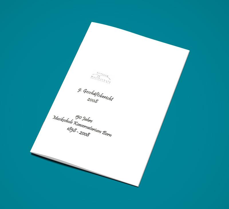 Teaser Bild von Geschäftsbericht 2008 zum Download (PDF, 1.3 MB)