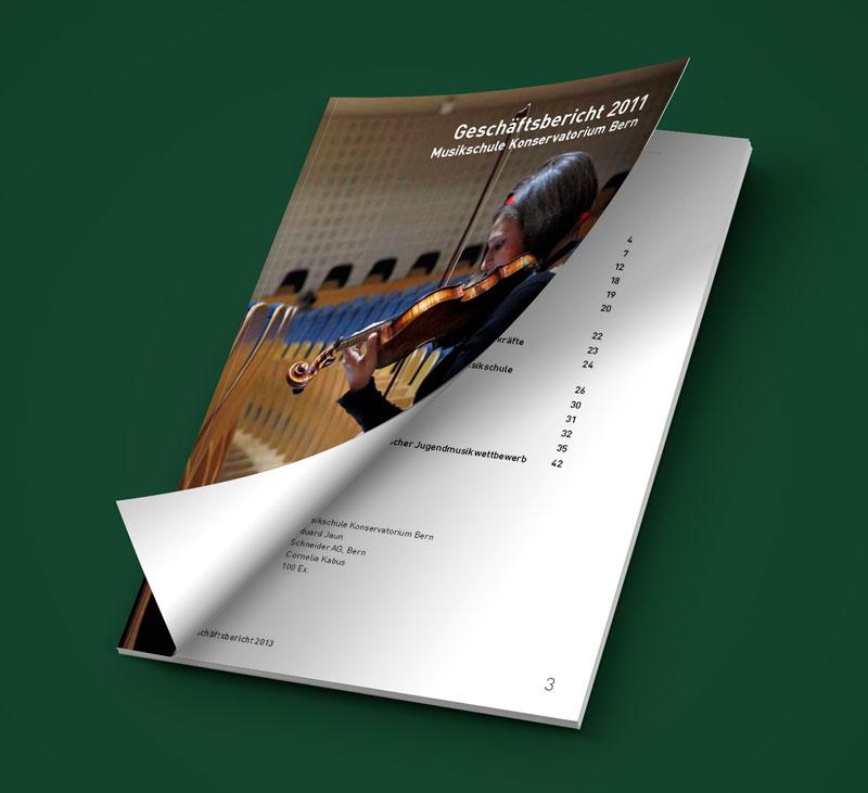 Teaser Bild von Geschäftsbericht 2011 zum Download (PDF, 1 MB)