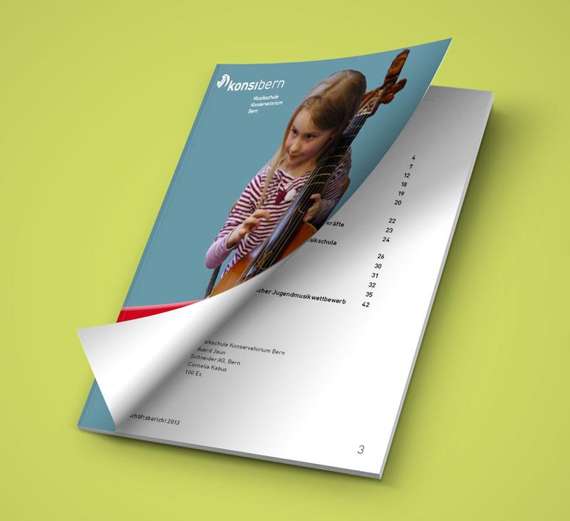 Teaser Bild von Geschäftsbericht 2012 zum Download (PDF, 1.5 MB)