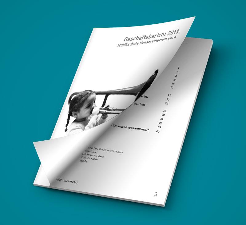 Teaser Bild von Geschäftsbericht 2013 zum Download (PDF, 4 MB)