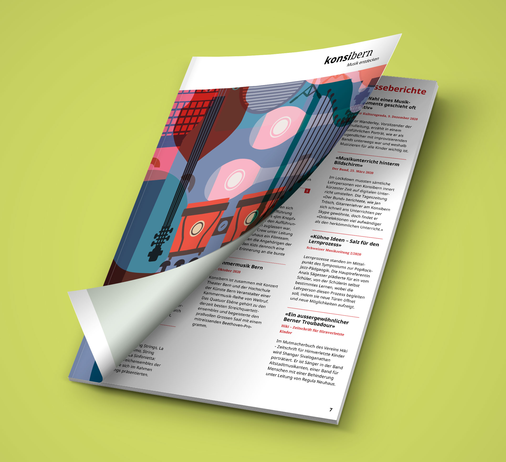 Teaser Bild von Geschäftsbericht 2020 zum Download (PDF, 2 MB)